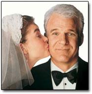bröllopstal far till dotter